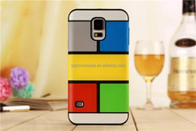 2015 phone case,colorful phone cover case for samsung I9600,for samsung s5