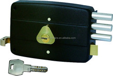 RIM NIGHT LATCH LOCK for PAKISTAN,IRAN, EGYPT, LIBYA MARKET; WITH DAF,KALE TYPE