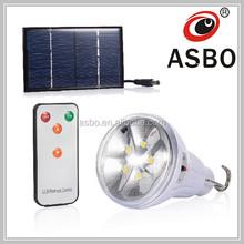 Hot Selling High Quality Indoor Solar Powered Light, Solar Power Accumulator