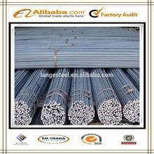 Quality promise ASTM deformed steel bar construction rebar 12mm