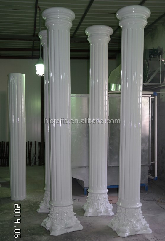 Pin Fiberglass Roman Pillar Design Buy Designroman On