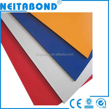 hot sale 2015 PVDF EXTERIOR aluminum composite panel