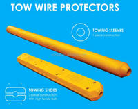 2015 china Polyurethane Towing Wire Sleeve Best price