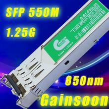 High quality 1.25G 550M 850NM SFP Optical Module