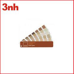 Pantone Color Chart/Colour Card for Textile Clothing