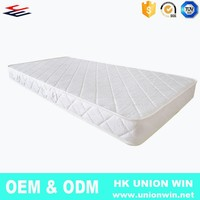 Oem White Night Sleep Natural Life Comfort Rest Home Normal Reliance Clean Mattress For Flat Bed