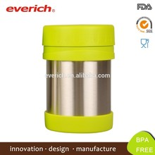 Hot selling Vacuum insulated stainless steel food container with lid