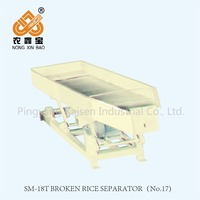 SM-18T Type Broken Rice Separator (No.17) rice mill spare parts