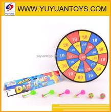 plastic target,Dart with suction ball,dart