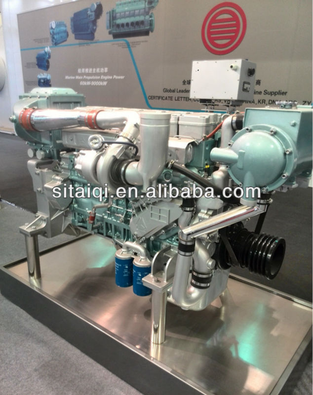 Steyr 4 6cylinder 150hp 450hp Diesel Inboard Boat Engines
