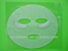 máscara feminina de silicone