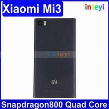 Brand new Original Xiaomi M3 Mi3 WCDMA Qualcomm 8274AB Quad Core Mobile Phone 2GB RAM 5'' 1920*1080px 13mp Camera GPS 3G NFC