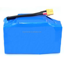 Most popular self-balance Unicycle battrey 36v 4.4Ah Samsung 18650 battery pack for smart self-balance unicycle