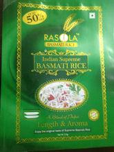 Import Basmati Rice