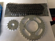 YAMHA JUPITER Z Indonesia Model Motorcycle Chain and Sprocket Kits