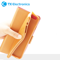 Top Sale Thin Flip Stand PU Leather Phone Case For iPhone 6s Case