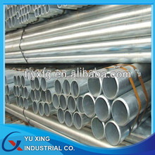 green house Hot dipped Galvanized Steel Pipe/Tube made in tianjin china
