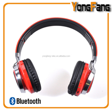 2015 fm radio bluetooth headphone with tf memory