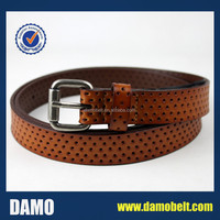 Women's Color Belt with rolling buckle(P517)