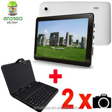 7 inch Allwinner A23 Android 4.4 Q88 Tablet Pc Support WiFi And Office software Best Gift For Kids
