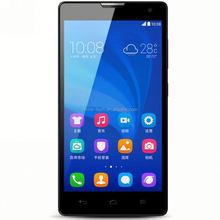 5.0 Inch 8.0Mp Dual Sim Cellular Mtk6582 Android Phone Dual Cpu 4 Sim Card Mobile Phone two cameras mobile phone