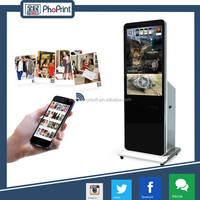 Newest lcd ad player/advertisement of new electronic product/advertisement printer