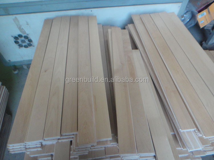 단단한 나무 바닥은 농구 바닥 사용-목재 바닥재 -상품 ID ...