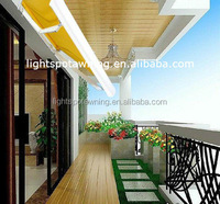 Balcony used retractable sun shade awnings for sale