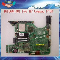Free Shipping For HP Compaq F700 Laptop Motherboard 461860-001 AMD DDR2 Integrated Work Perfect