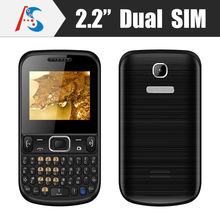 cheapest price dual sim gsm quad band wifi qwerty keyboard mobile phone