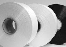 Polyester POY Yarn Raw White