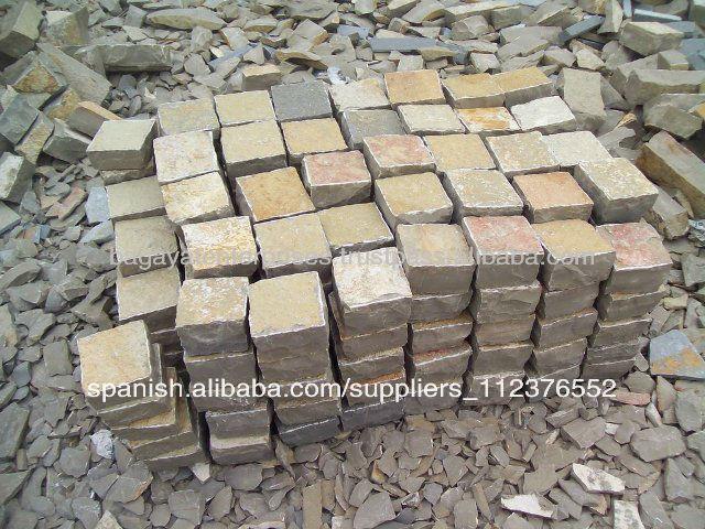 Amarillo tandoor adoquines de piedra caliza piedra caliza - Piedra caliza precio ...