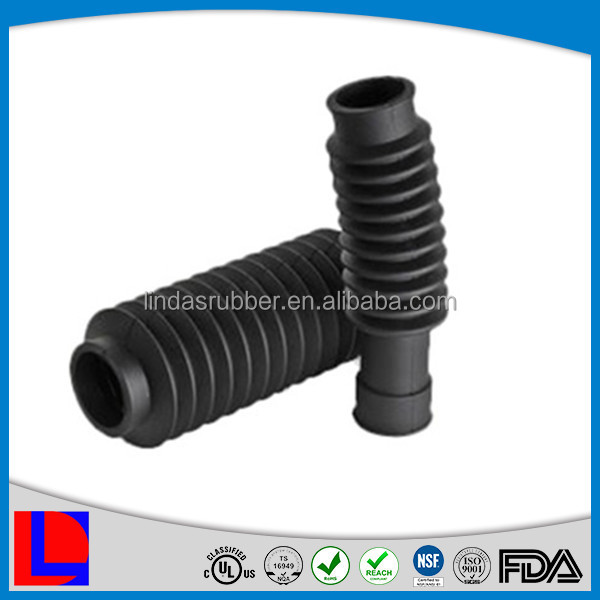 low price and custom built small rubber bellows
