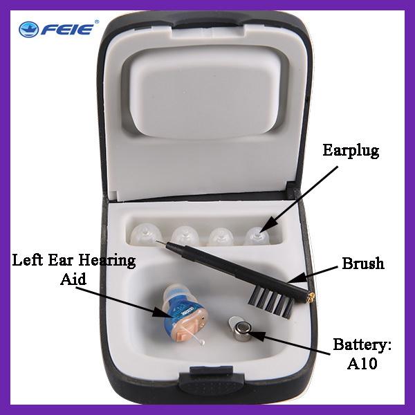 Mini digital amplifier hearing enhancement system S-10A