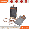 Cell phone bags,cell phone neck hanging bag,mobile phone bag