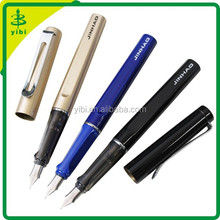 JHF-X223 2014 new Jinhao colorful good metal fountain pen