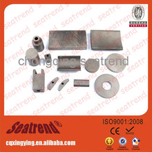 high gauss permanent SmCo magnet components
