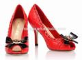 2014 Llegada de un nuevo gran calidad artesanal moda señoras parte zapatos tacón alto zapatos
