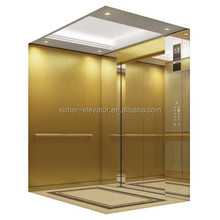 Smart and Intelligent Germany Technology Machine Room Machine Room-less Elevators Made in China