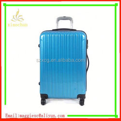 xc-6310 cheap cute girls luggage hot sell pc spinner plastic luggage
