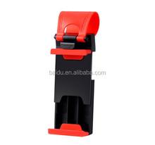 New Design Portable Car Steering Wheel mobile phone Holder/Mount/ Clip/Buckle Socket Hands Free on Car Steering Wheel