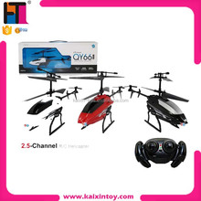 2 channel plastic model rc helicopter with charger