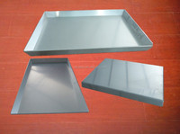 Aluminum freezing tray 10kg block tool, quick freezing aluminum tray, aluminum freezing pan