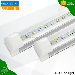 Best price! NO flicking smd2835 led tube lamp,t8 18w 1200mm led tube light, AC100-240V led tube lamp