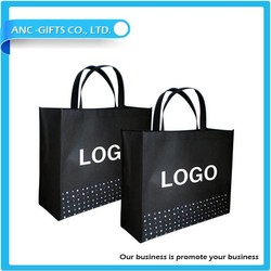 fashion promotion nonwoven bag low price PP non woven bag, shopping bag, PP non woven shopping bag