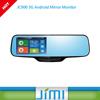 Portable Gps Tracking Device reverse car camera wireless dvr