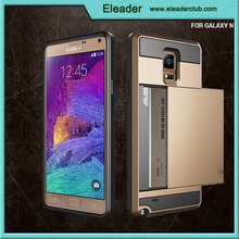 For samsung galaxy note 4 case gold