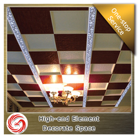 Decorative shop/house ceiling design for interior decorating