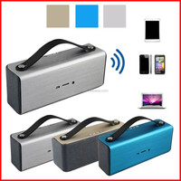 High Quality Handsfree Bluetooth NFC Stereo Speaker 4.0 Speakerphone For Samsung iPhone