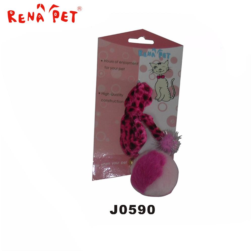 Brinquedos de brinquedo de brinquedo de gato colorido agradável e agradável para venda